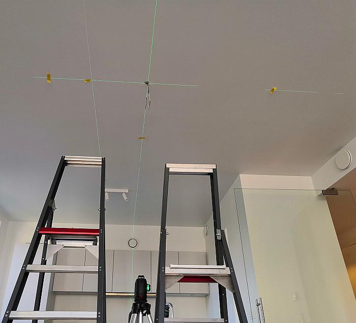 Installation d'éclairage à Bruxelles