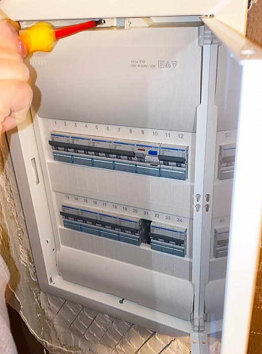 Installation de systèmes électriqueà Brabant Wallon