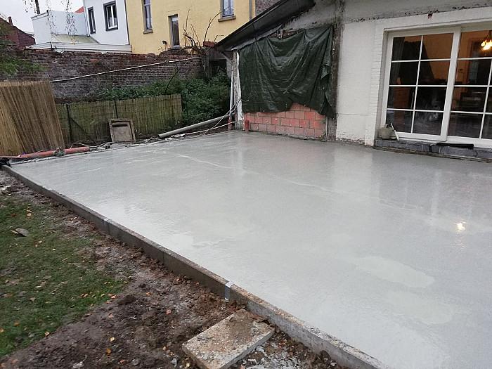 Constructions et aménagements extérieurs