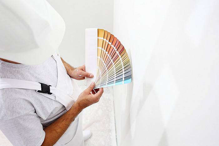 Travaux de peinture intérieure à Beloeil