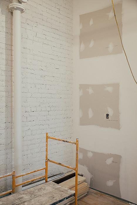 Travaux de rénovation générale à Liège