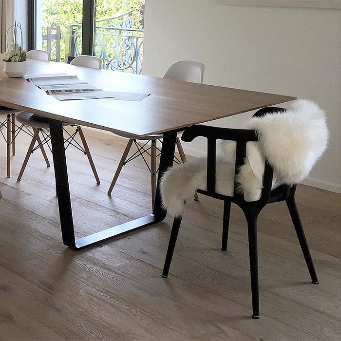 Nouveau plancher à Liège
